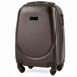 K310, Small cabin suitcase Wings XS, Coffe