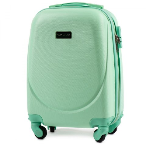 K310, Small cabin suitcase Wings XS, Light green