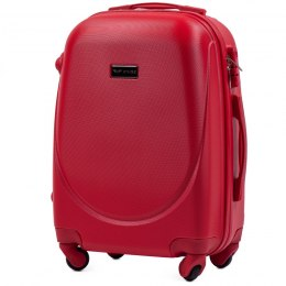 K310, Cabin suitcase Wings S, Blood red
