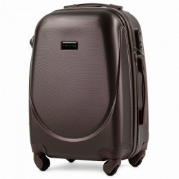 K310, Cabin suitcase Wings S, Coffe