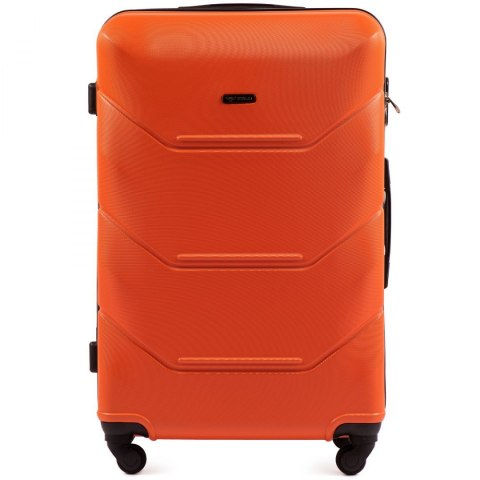 147, Large travel suitcase Wings L, Orange