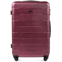 401, Large travel suitcase Wings L, Burgundy