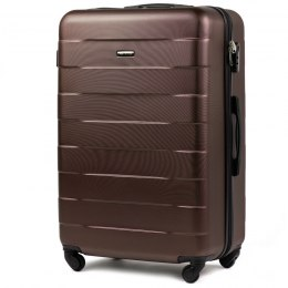 401, Large travel suitcase Wings L, Coffee