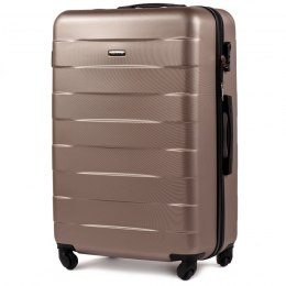 401, Large travel suitcase Wings L, Champagne