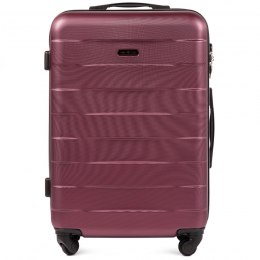 401, Middle size suitcase Wings M, Burgundy