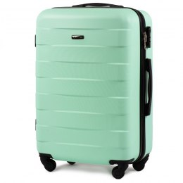 401, Middle size suitcase Wings M, Light green