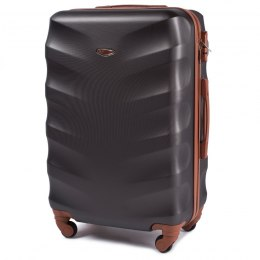 402, Large travel suitcase Wings L, Black