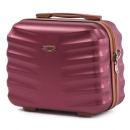 402, Beauty case Wings BC, Wine red