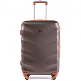 402, Middle size suitcase Wings M, Coffee