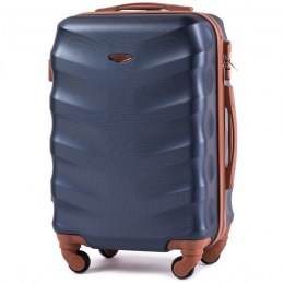 402, Cabin suitcase Wings S, Blue