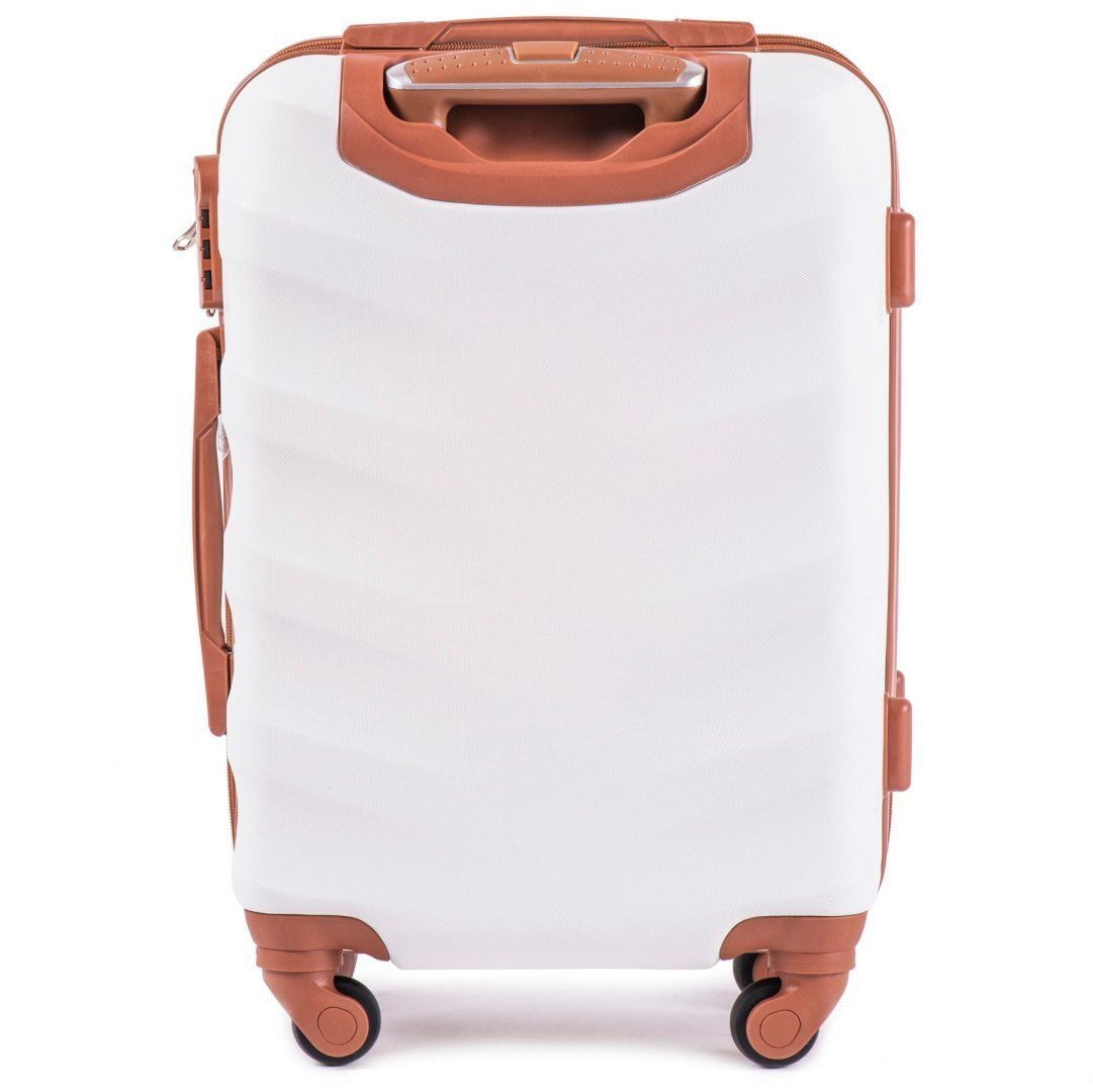 402, Cabin suitcase Wings S, Dirty white