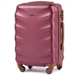 402, Cabin suitcase Wings S, Wine red