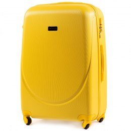 K310, Large travel suitcase Wings L, Yellow