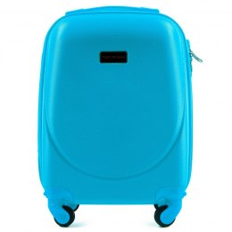 K310, Small cabin suitcase Wings XS, Cyan