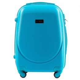 K310, Cabin suitcase Wings S, Cyan