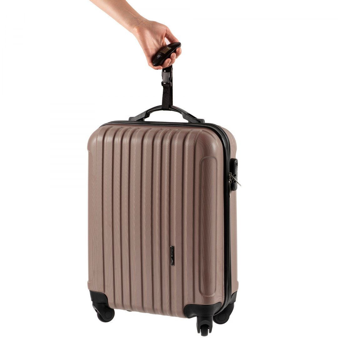 Luggage weight by Wings