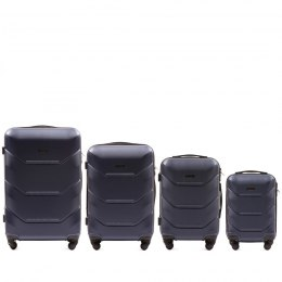 147, Luggage 4 sets (L,M,S,XS) Wings, Blue