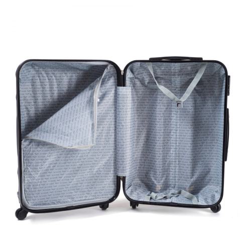 159, Luggage 3 sets (L,M,S) Wings, Silver blue