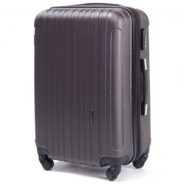 2011, Middle size suitcase Wings M, Dark grey