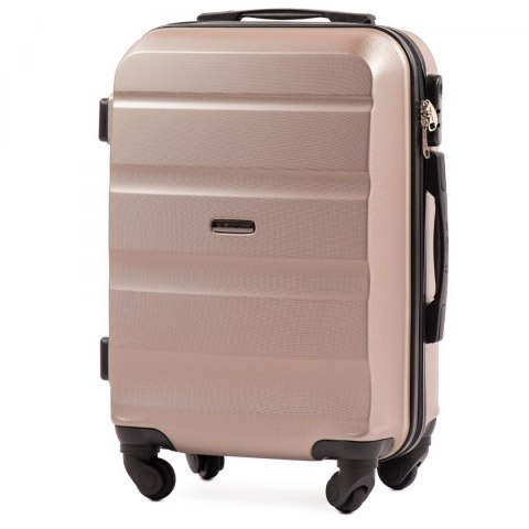 AT01, Cabin suitcase Wings S, Champagne