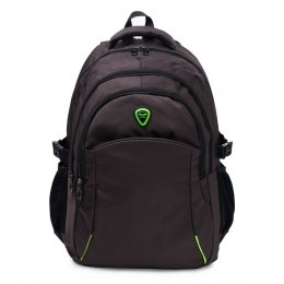 BP124-21, Travel backpack Wings, Brown