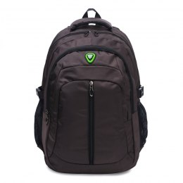 BP124-51, Travel backpack Wings, Brown