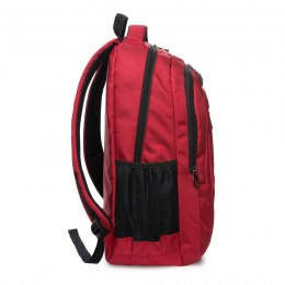 BP124-51, Travel backpack Wings, Red