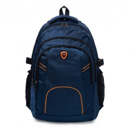 BP124-52, Travel backpack Wings, Blue