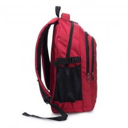 BP124-52, Travel backpack Wings, Red