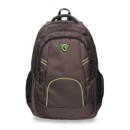 BP124-52, Travel backpack Wings, Brown