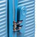 203, Small cabin suitcase Wings XS, Blue