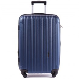 2011, Large travel suitcase Wings L, Blue