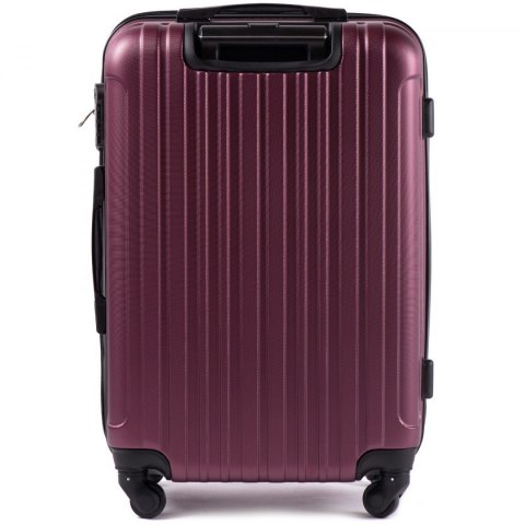 2011, Large travel suitcase Wings L, Burgundy