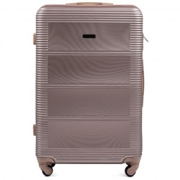 203, Large travel suitcase Wings L, Champagne