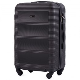 203, Middle size suitcase Wings M, Dark grey