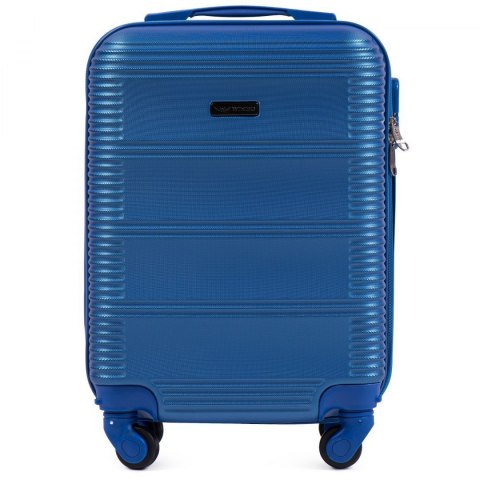 203, Cabin suitcase Wings S, Middle blue