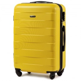401, Middle size suitcase Wings M, Yellow