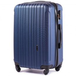 2011, Middle size suitcase Wings M, Black