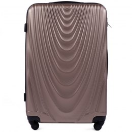 304, Large travel suitcase Wings L, Champagne