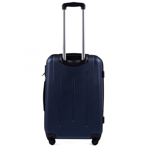 304, Middle size suitcase Wings M, Blue