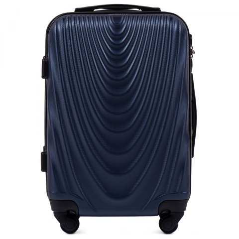 304, Cabin suitcase Wings S, Blue