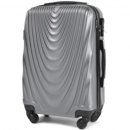 304, Cabin suitcase Wings S, Silver