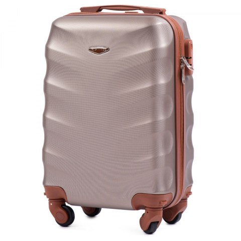 402, Small cabin suitcase Wings XS, Champagne