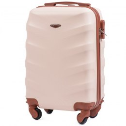402, Small cabin suitcase Wings XS, Dirty white