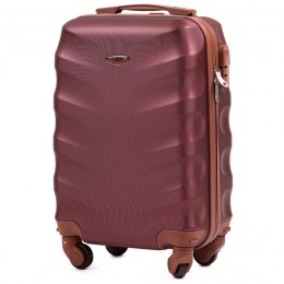 402, Small cabin suitcase Wings XS, Wine red