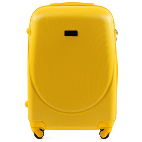 K310, Middle travel suitcase Wings M, Yellow